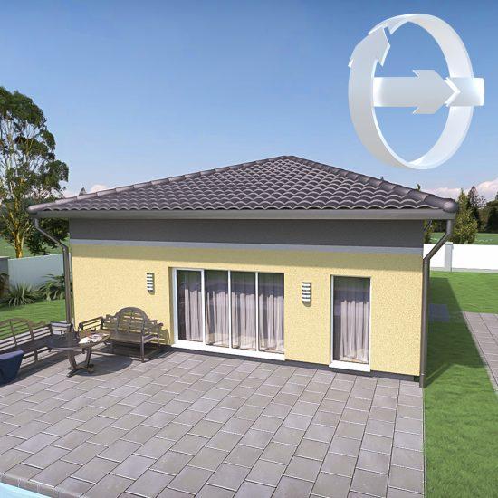 3D_Architekturvisualisierung_Außenansicht_Bungalow