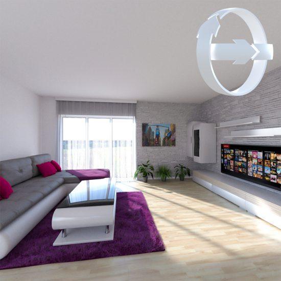 3D_Architekturvisualisierung_Rundgang_Bungalow