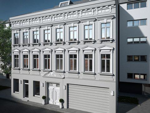Projekt Grimmgasse/ Kunde: Schantl ITH