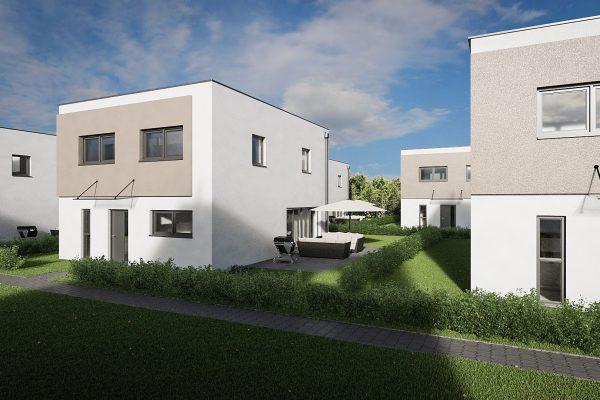 Architekturvisualisierung Junghaus 2017 - Außenansicht