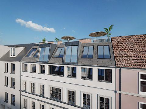 Projekt Antonigasse/ STH Living GmbH