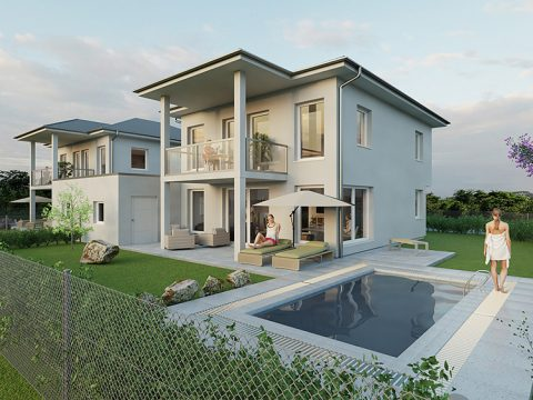 Projekt: Günselsdorf | Kunde: Hubi's Immo GmbH