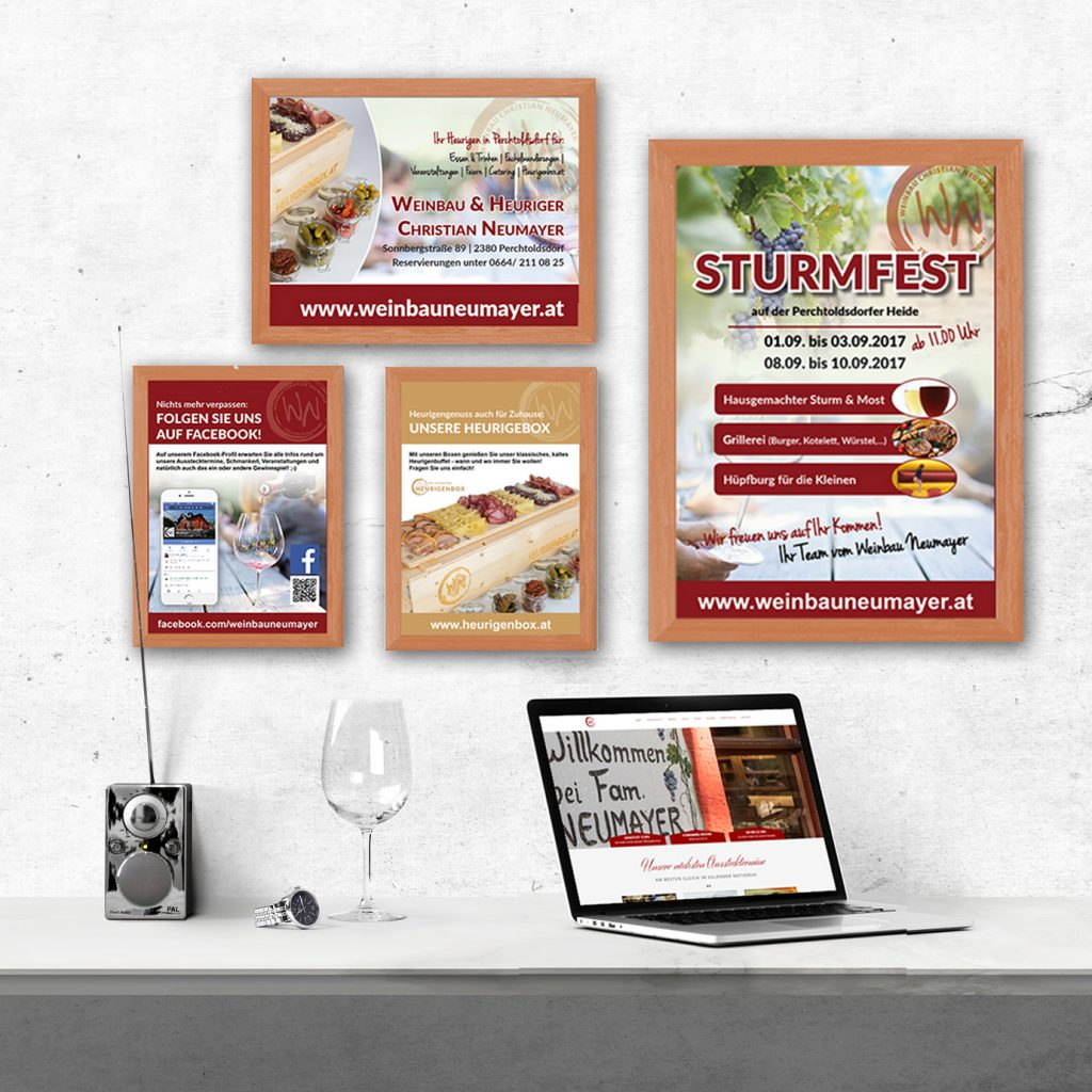 Kunde: Weinbau Neumayer Perchtoldsdorf