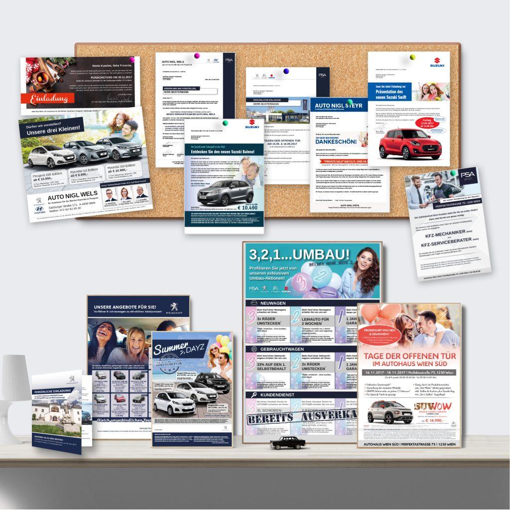 Kunde: PSA Austria | Peugeot Wien