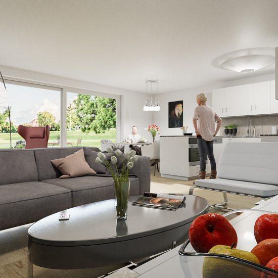 Hagl Development GmbH_Innenraumvisualisierung Wohnzimmer2